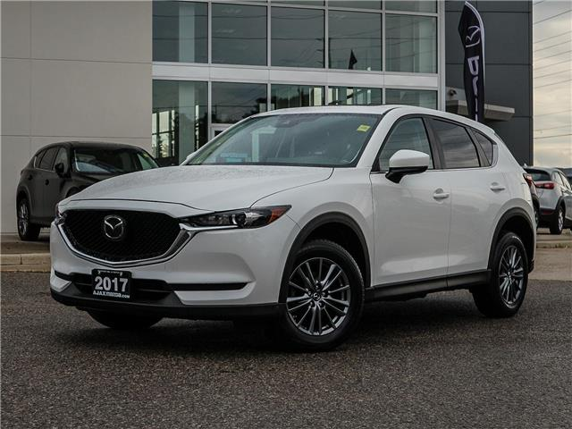 2017 Mazda CX-5 GS (Stk: P5210) in Ajax - Image 1 of 25