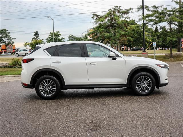 2017 Mazda CX-5 GS (Stk: P5210) in Ajax - Image 4 of 25