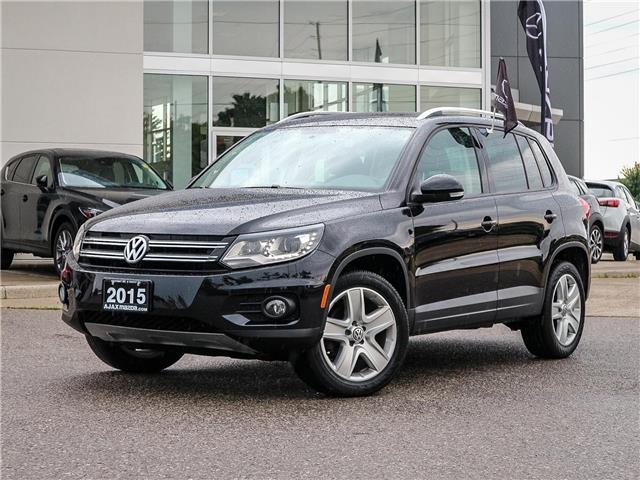 2015 Volkswagen Tiguan  (Stk: P5195) in Ajax - Image 1 of 25