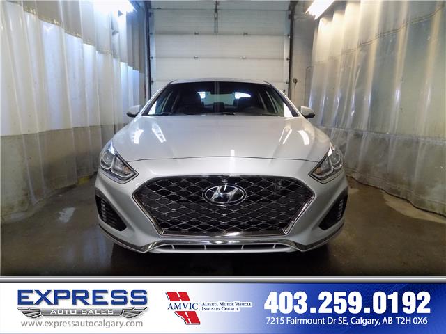 2019 Hyundai Sonata ESSENTIAL (Stk: P15-1137) in Calgary - Image 2 of 18