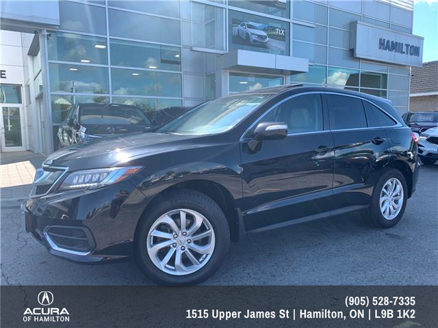 2016 Acura RDX Base (Stk: 1614320) in Hamilton - Image 1 of 33