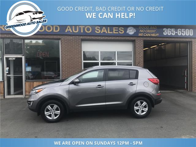 2015 Kia Sportage LX (Stk: 15-74479) in Greenwood - Image 1 of 17
