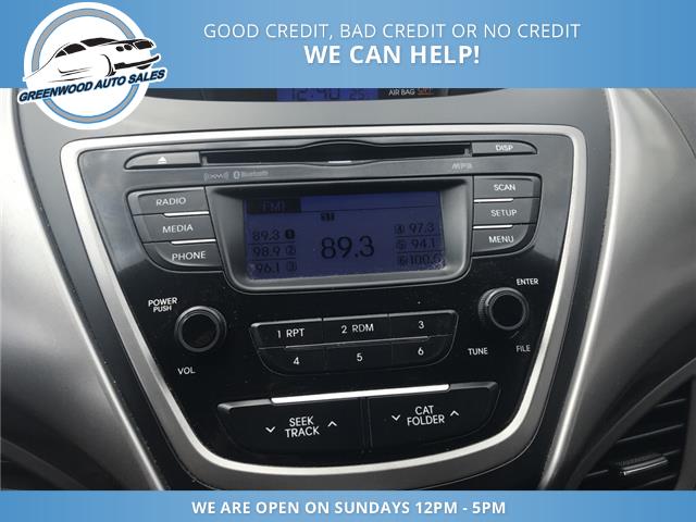 2013 Hyundai Elantra GL (Stk: 13-28080) in Greenwood - Image 12 of 16