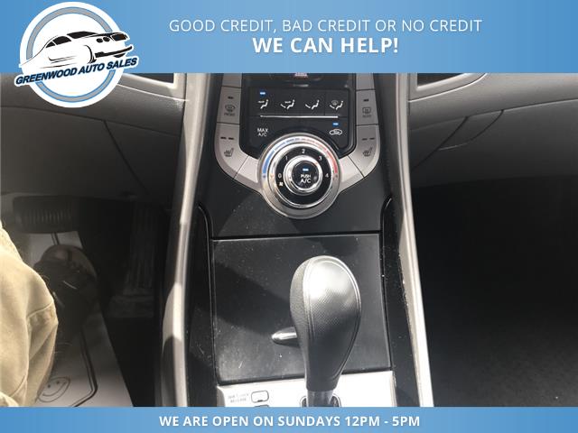 2013 Hyundai Elantra GL (Stk: 13-28080) in Greenwood - Image 13 of 16