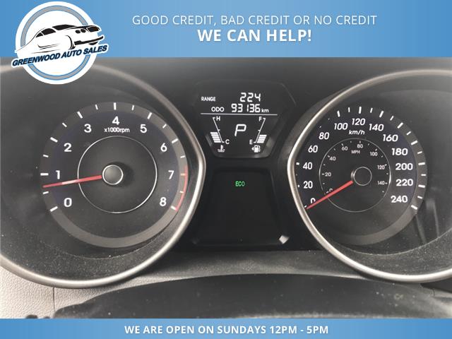 2013 Hyundai Elantra GL (Stk: 13-28080) in Greenwood - Image 9 of 16