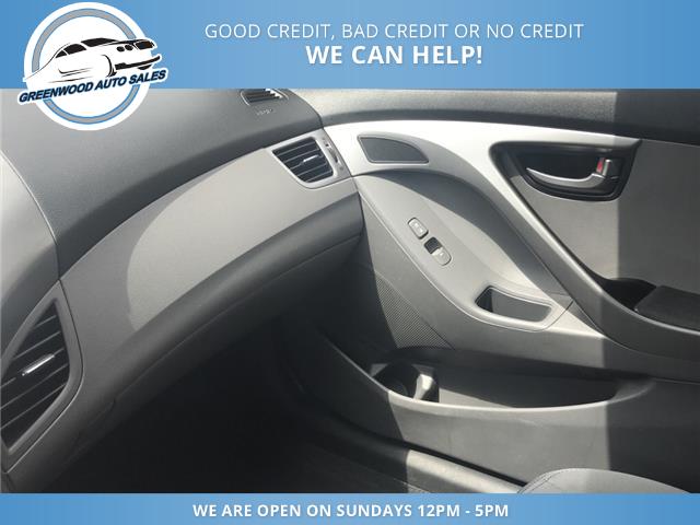 2013 Hyundai Elantra GL (Stk: 13-28080) in Greenwood - Image 14 of 16