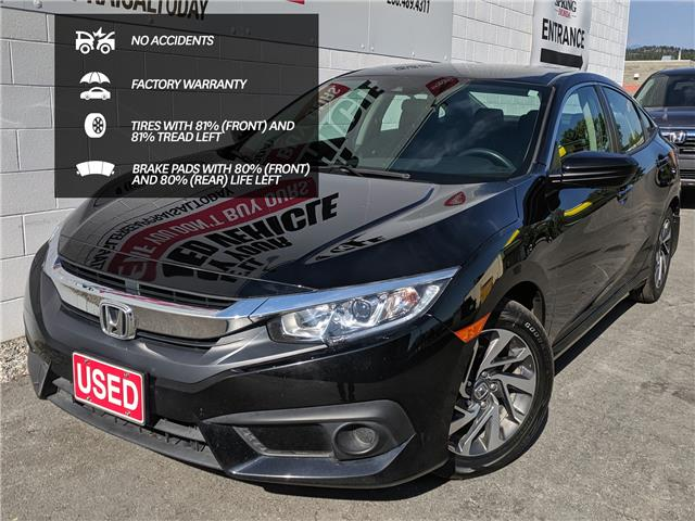 2018 Honda Civic SE (Stk: B11666) in North Cranbrook - Image 1 of 16