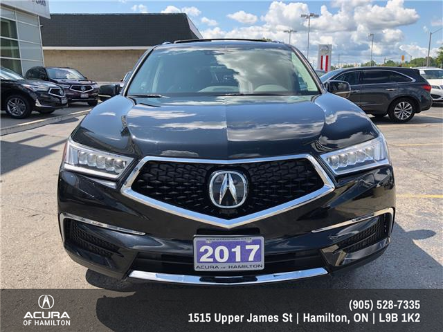 2017 Acura MDX Navigation Package (Stk: 1716670) in Hamilton - Image 2 of 27