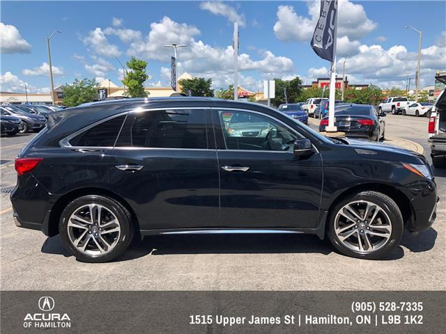 2017 Acura MDX Navigation Package (Stk: 1716670) in Hamilton - Image 19 of 27