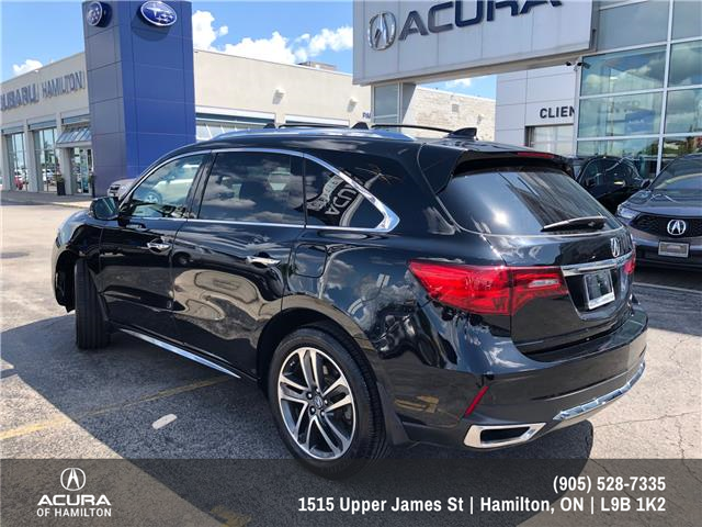 2017 Acura MDX Navigation Package (Stk: 1716670) in Hamilton - Image 22 of 27