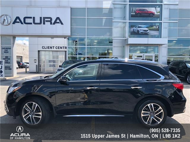 2017 Acura MDX Navigation Package (Stk: 1716670) in Hamilton - Image 23 of 27