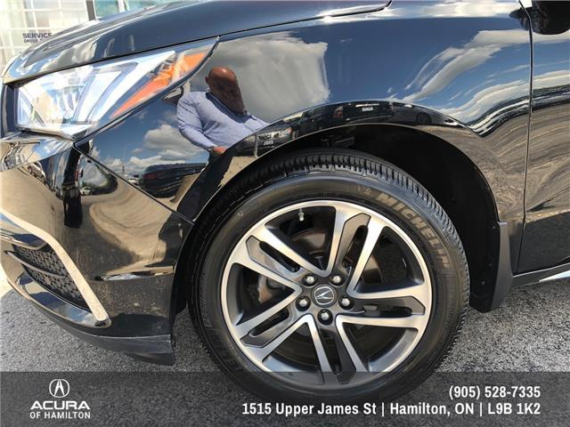 2017 Acura MDX Navigation Package (Stk: 1716670) in Hamilton - Image 25 of 27