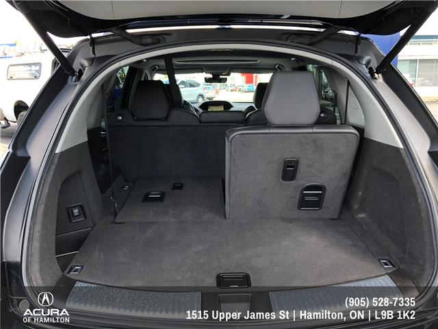2017 Acura MDX Navigation Package (Stk: 1716670) in Hamilton - Image 26 of 27