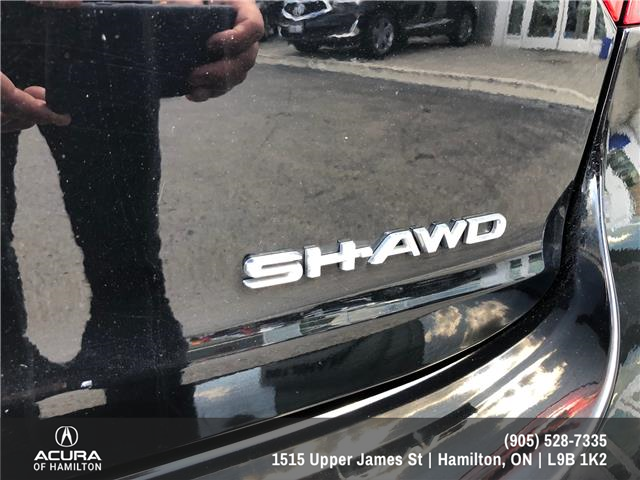 2017 Acura MDX Navigation Package (Stk: 1716670) in Hamilton - Image 27 of 27