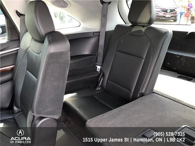 2017 Acura MDX Navigation Package (Stk: 1716670) in Hamilton - Image 17 of 27