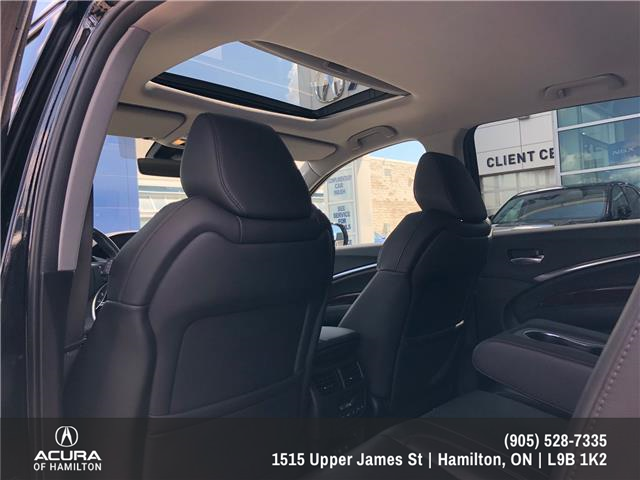 2017 Acura MDX Navigation Package (Stk: 1716670) in Hamilton - Image 18 of 27