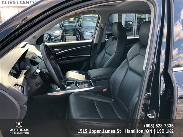 2017 Acura MDX Navigation Package (Stk: 1716670) in Hamilton - Image 13 of 27