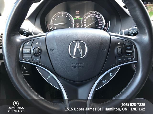 2017 Acura MDX Navigation Package (Stk: 1716670) in Hamilton - Image 5 of 27