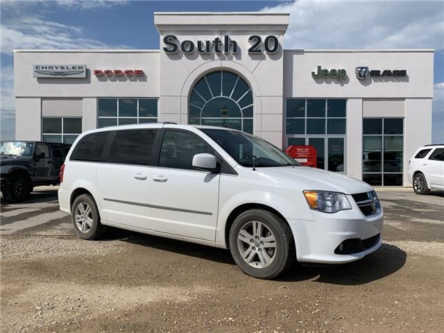 2016 Dodge Grand Caravan Crew (Stk: B0010) in Humboldt - Image 1 of 20