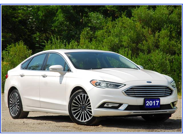 2017 Ford Fusion SE (Stk: 148480) in Kitchener - Image 1 of 19