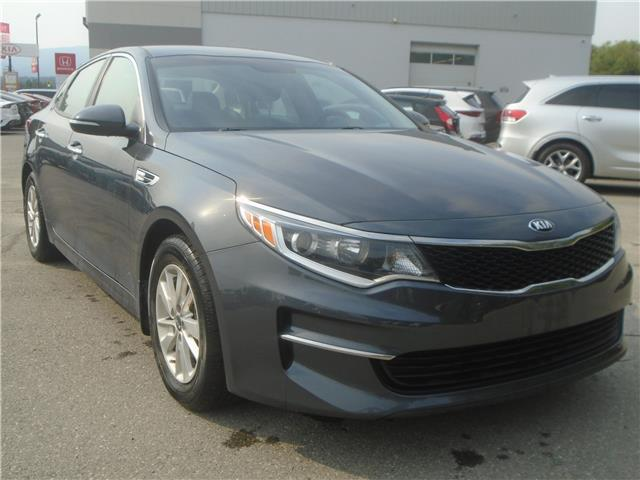 2016 Kia Optima LX (Stk: 9SO3570A) in Cranbrook - Image 1 of 17