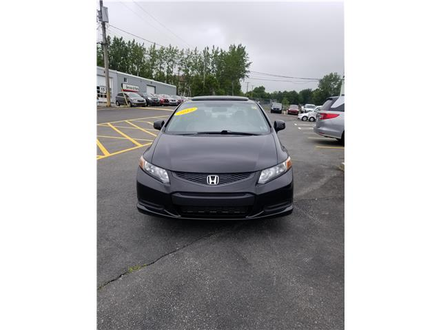 2012 Honda Civic EX Coupe 5-Speed AT (Stk: p19-193) in Dartmouth - Image 2 of 7