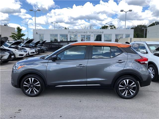 2018 Nissan Kicks SR (Stk: D19067-1B) in London - Image 1 of 18