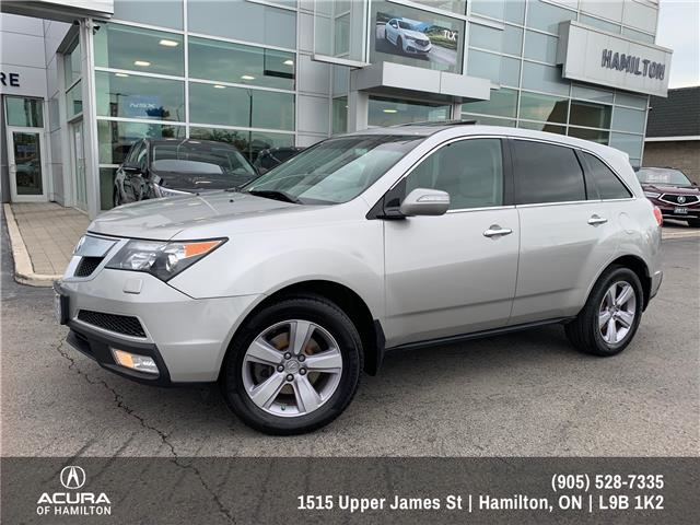 2013 Acura MDX Technology Package (Stk: 1303601) in Hamilton - Image 1 of 31