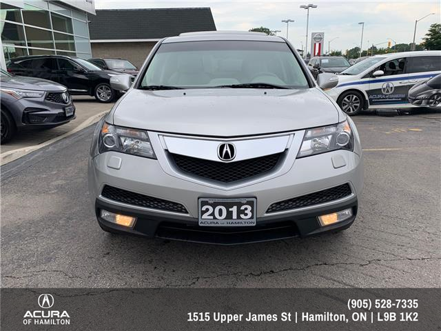 2013 Acura MDX Technology Package (Stk: 1303601) in Hamilton - Image 2 of 31