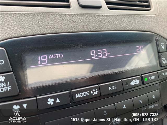 2013 Acura MDX Technology Package (Stk: 1303601) in Hamilton - Image 13 of 31