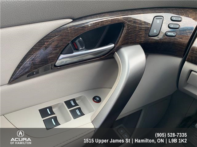 2013 Acura MDX Technology Package (Stk: 1303601) in Hamilton - Image 19 of 31