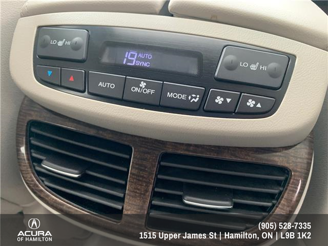 2013 Acura MDX Technology Package (Stk: 1303601) in Hamilton - Image 30 of 31
