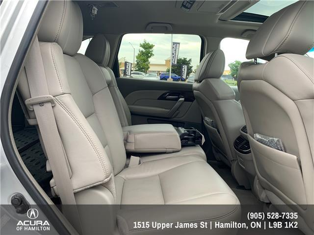 2013 Acura MDX Technology Package (Stk: 1303601) in Hamilton - Image 11 of 31