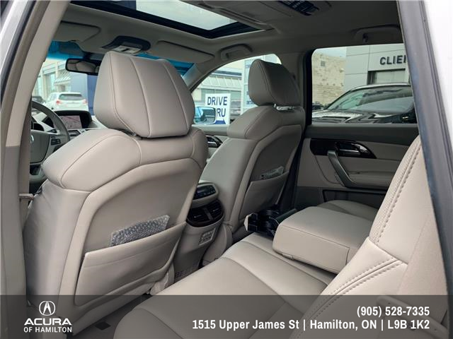 2013 Acura MDX Technology Package (Stk: 1303601) in Hamilton - Image 16 of 31