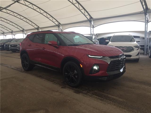 2019 Chevrolet Blazer RS (Stk: 176798) in AIRDRIE - Image 1 of 31