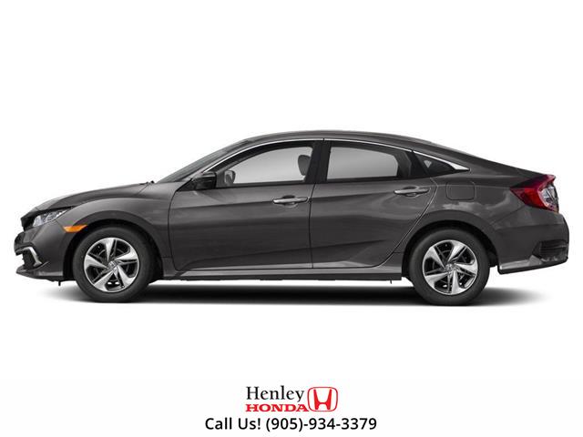 2019 Honda Civic LX (Stk: H18416) in St. Catharines - Image 2 of 9