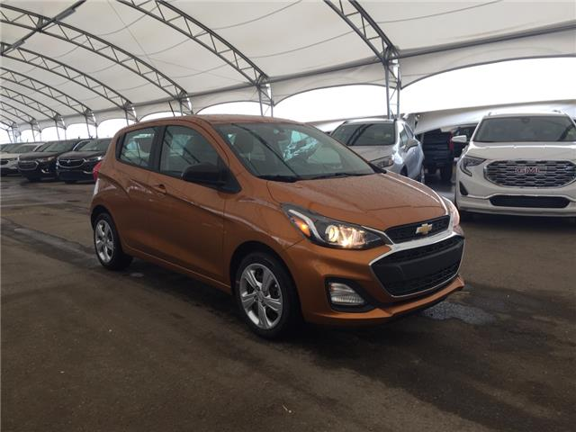 2019 Chevrolet Spark LS CVT (Stk: 177409) in AIRDRIE - Image 1 of 17