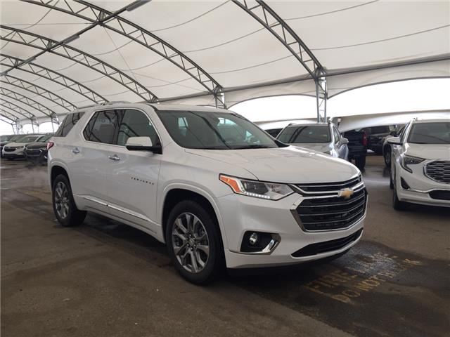 2019 Chevrolet Traverse Premier (Stk: 176386) in AIRDRIE - Image 1 of 32