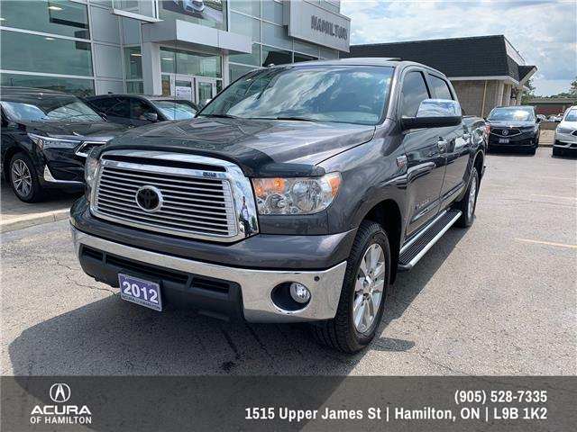 2012 Toyota Tundra Limited 5.7L V8 (Stk: 1202551) in Hamilton - Image 2 of 32