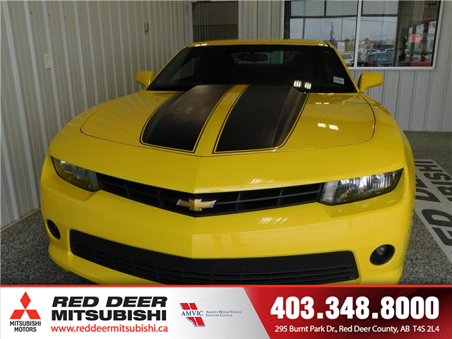 2015 Chevrolet Camaro 1LS (Stk: P8425A) in Red Deer County - Image 2 of 12