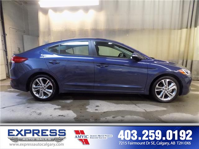 2018 Hyundai Elantra GLS (Stk: P15-1116AA) in Calgary - Image 7 of 18