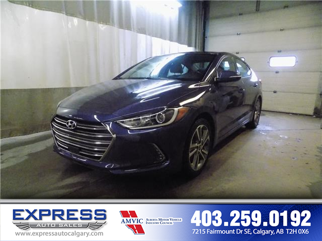 2018 Hyundai Elantra GLS (Stk: P15-1116AA) in Calgary - Image 3 of 18