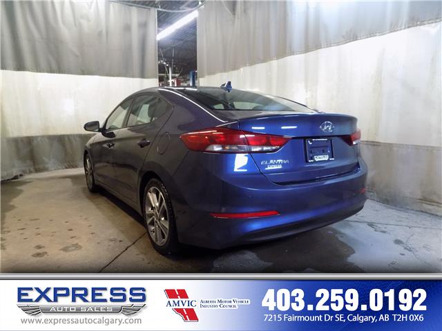 2018 Hyundai Elantra GLS (Stk: P15-1116AA) in Calgary - Image 4 of 18
