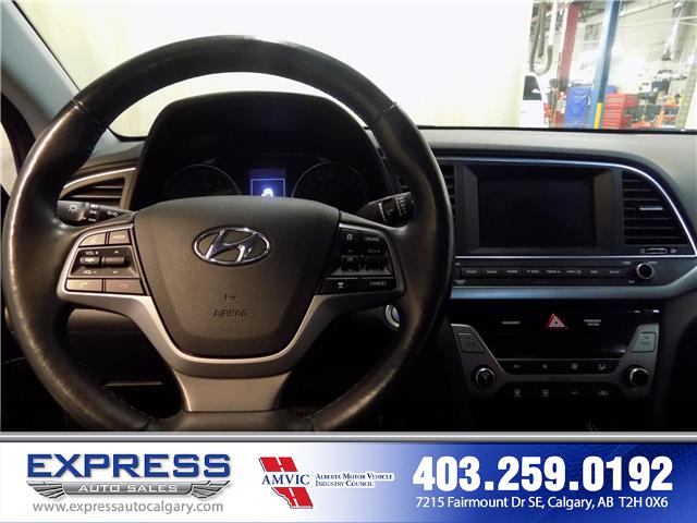 2018 Hyundai Elantra GLS (Stk: P15-1116AA) in Calgary - Image 13 of 18