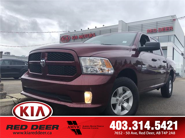 2019 RAM 1500 Classic ST (Stk: P7571) in Red Deer - Image 2 of 15