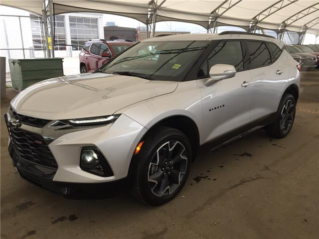 2019 Chevrolet Blazer RS (Stk: 176883) in AIRDRIE - Image 21 of 30