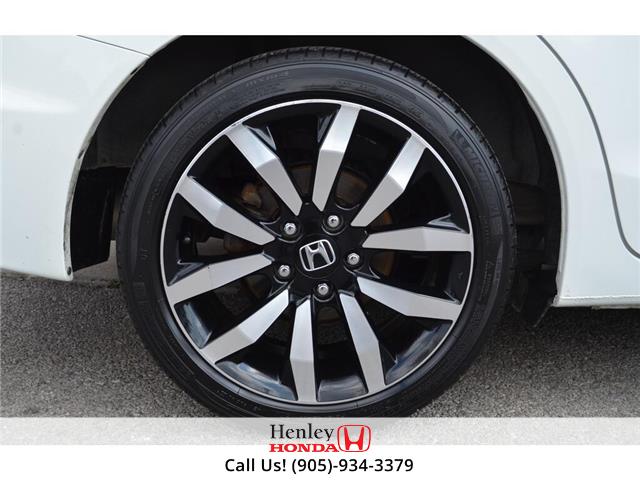 2015 Honda Civic Sedan 2015 Honda Civic Sedan Touring FULLY LOADED (Stk: B0878) in St. Catharines - Image 7 of 23