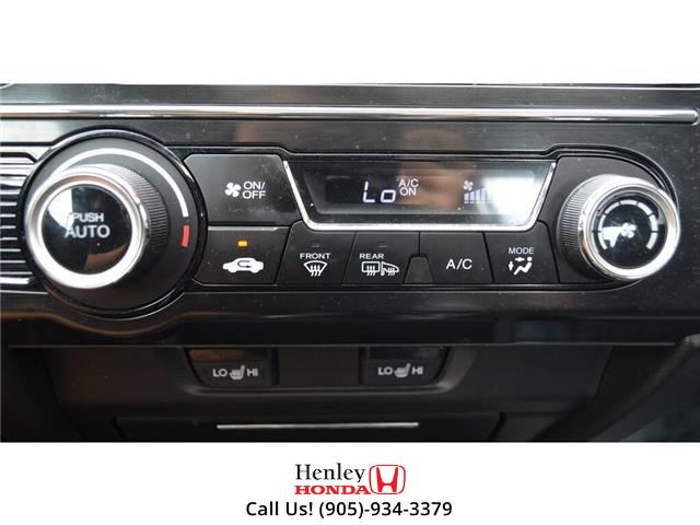 2015 Honda Civic Sedan 2015 Honda Civic Sedan Touring FULLY LOADED (Stk: B0878) in St. Catharines - Image 20 of 23