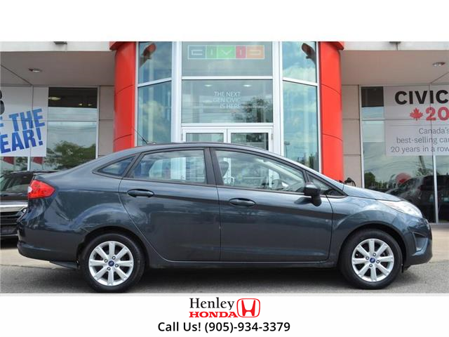 2011 Ford Fiesta 2011 Ford Fiesta - 4dr SE (Stk: R9471A) in St. Catharines - Image 2 of 19