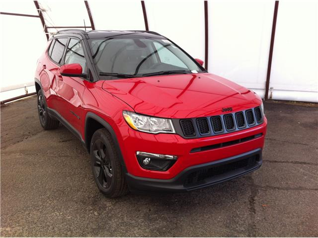 2019 Jeep Compass North (Stk: 190368) in Ottawa - Image 1 of 21